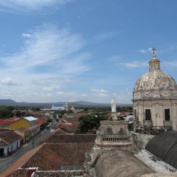 Koloniale kerken en gebouwen in Granada