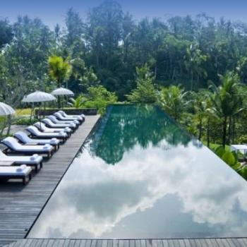 Hotel Komaneka Bisma @ Bali
