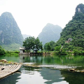 Boottocht over Li-rivier (Yangshuo)