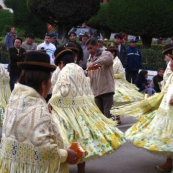 Fiesta de la Candelaria in Puno