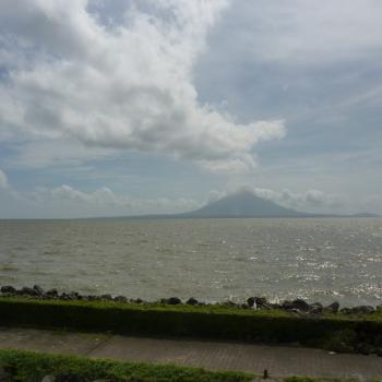 Vulkaan op Isla de Ometepe