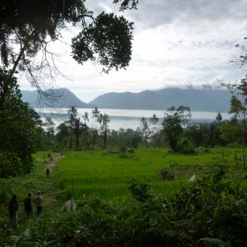 Lake Maninjau - Sumatra