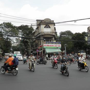 het Hectische verkeer