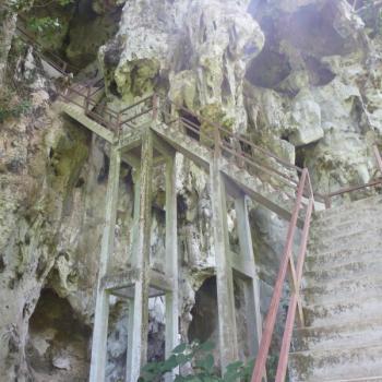 Grotten in de omgeving