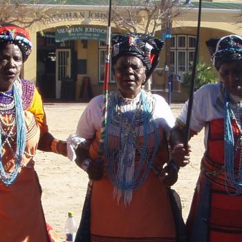 Typisch Zuid-Afrikaanse Dames