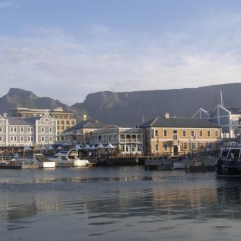 Waterfront, Tafelberg, Kaapstad