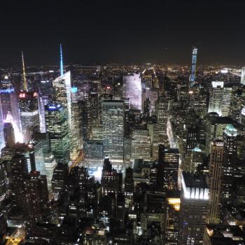 Uitzicht vanaf Empire State Buidling