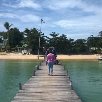 Eilandhoppen in de Golf van Thailand