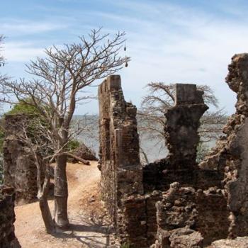Jufureh (voormalig slaveneiland)