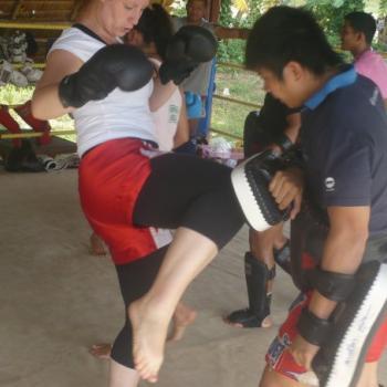 Thailand & Thaiboksen onlosmakkelijk met elkaar verbonden.