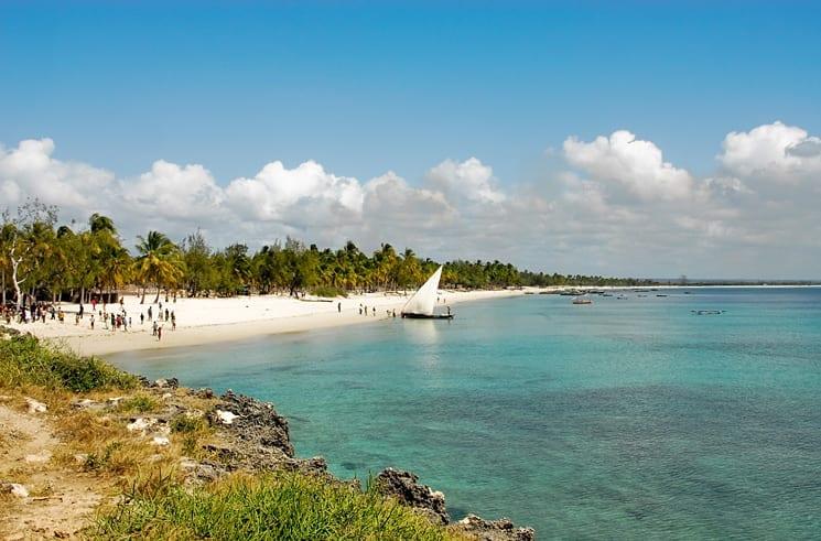 Pangane Beach