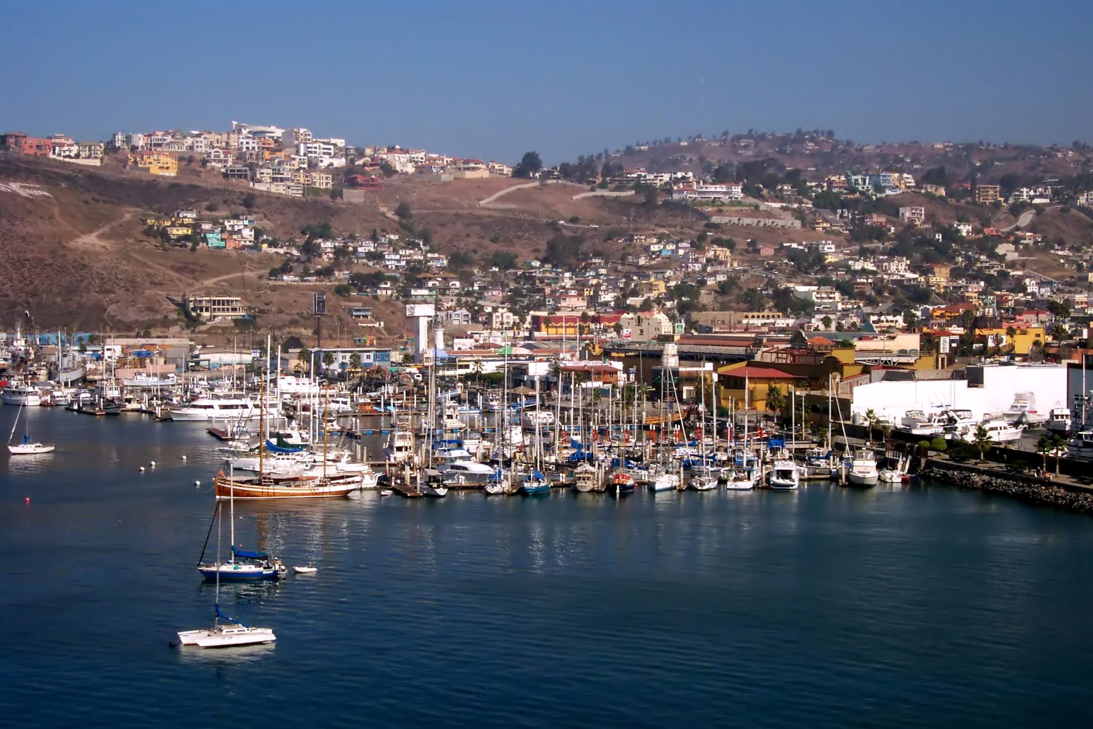 Ensenada-Port-baja-mexico