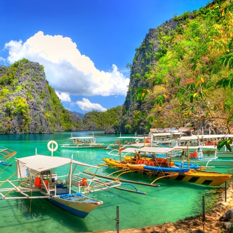 Filippijnen  Coron