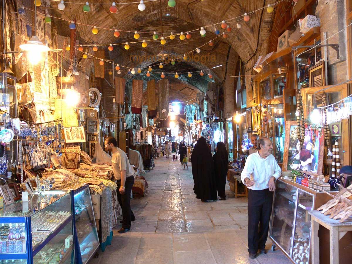 Isfahan-Markets