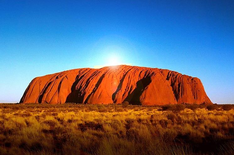 Uluṟu (Ayers Rock)