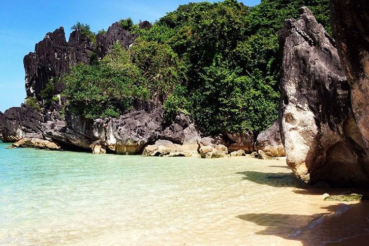 Caramoan, Filipijnen