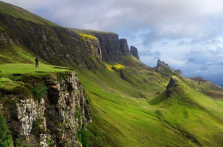 De Schotse highlands