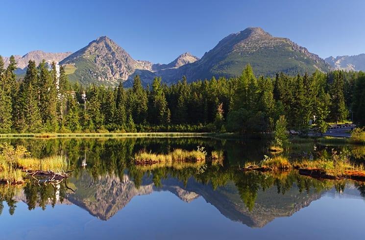 Nationaal Park Hoge Tatra