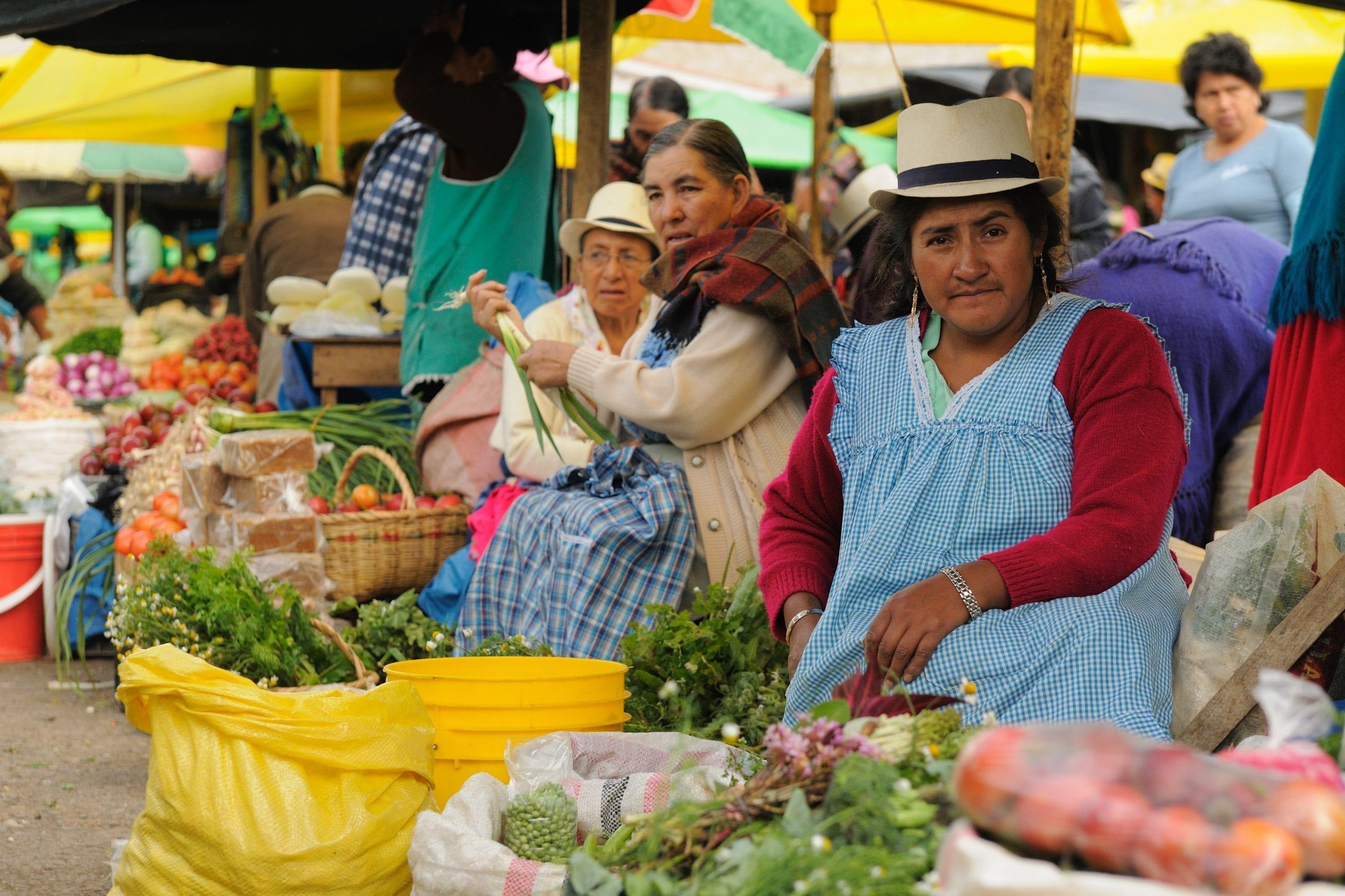 Otovalo Ecuador