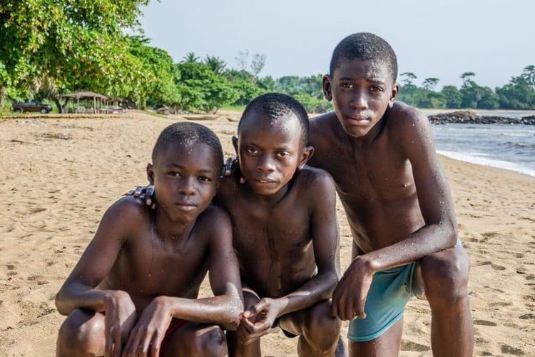 Kribi, Kameroen