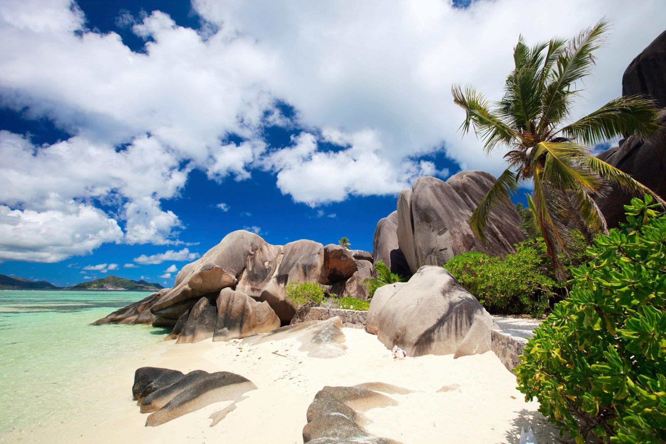 Mooiste eilanden en stranden van Afrika