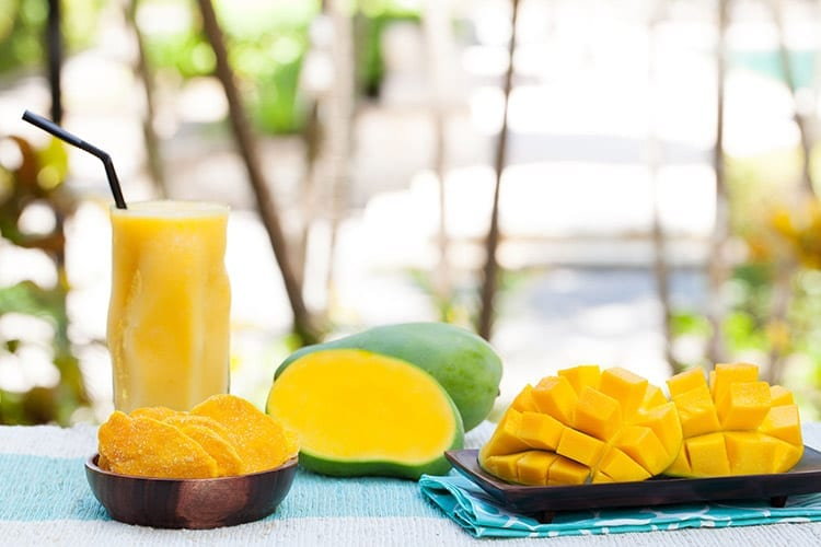 Thailand Fruitshake