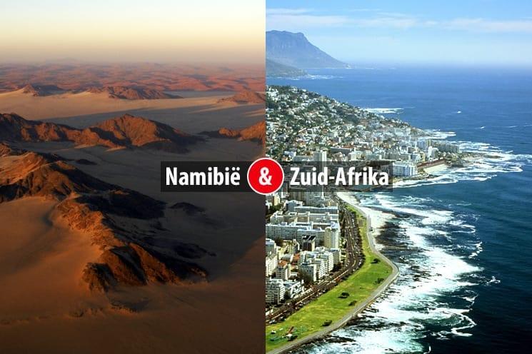 Namibië & Zuid-Afrika