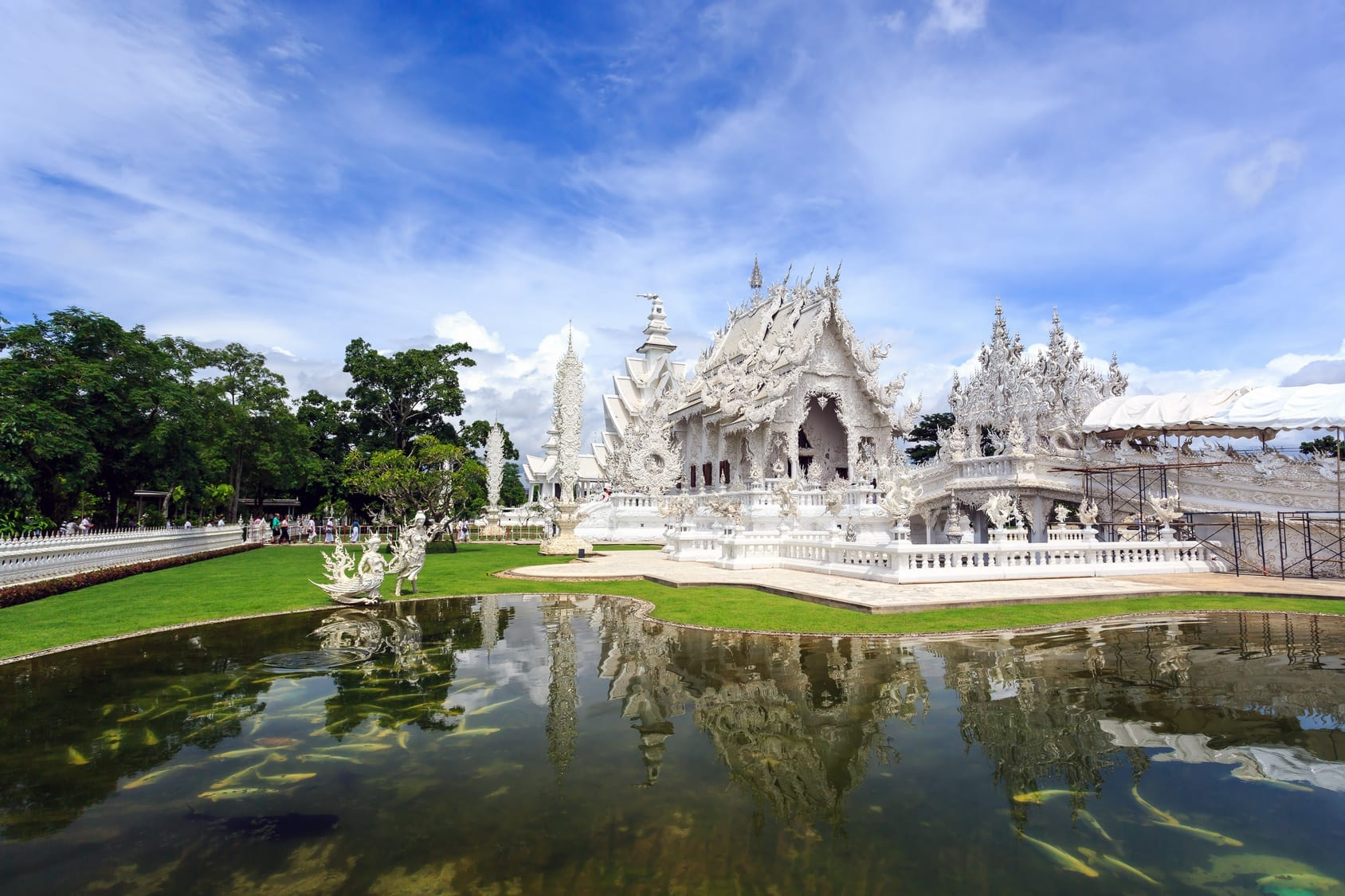 White Temple - Wat Rong