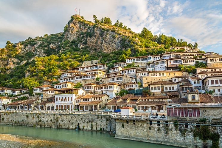 Berat, Albanië