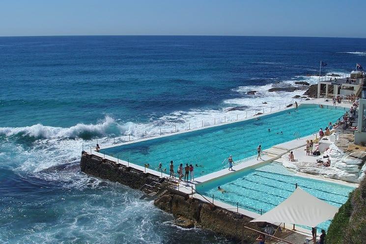 Bondi Baths, Sydney, Australië