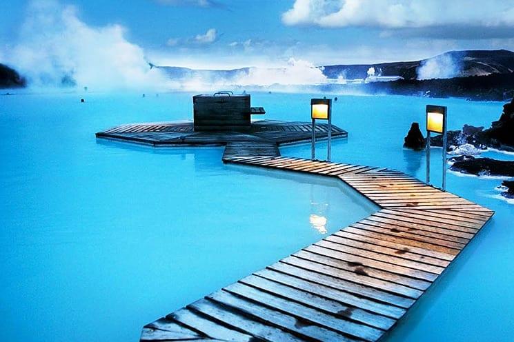 Blue Lagoon, Grindavík, IJsland