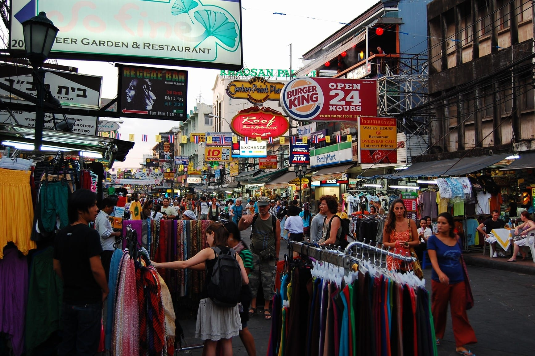 thailand kleding