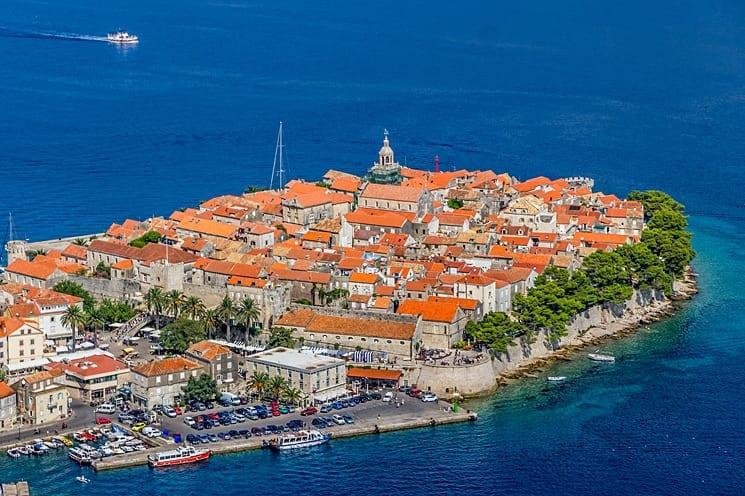 Reizen door oost europa de 10 mooiste plekken 27 - Centraal eiland om te eten ...