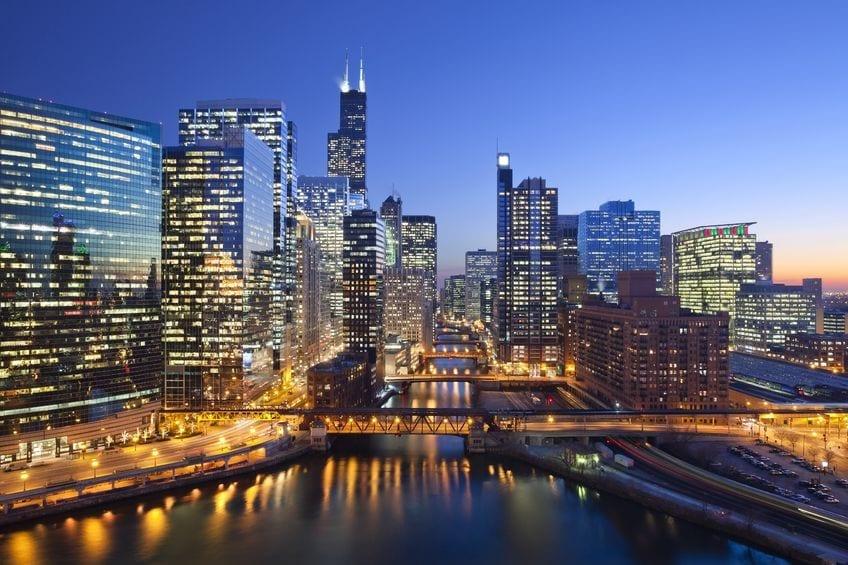 17282255_Verenigde Staten - Chicago