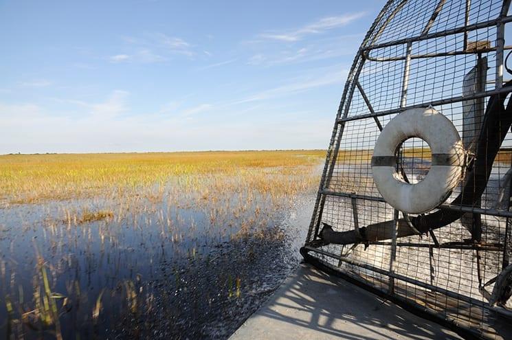 Florida's Everglades, Amerika
