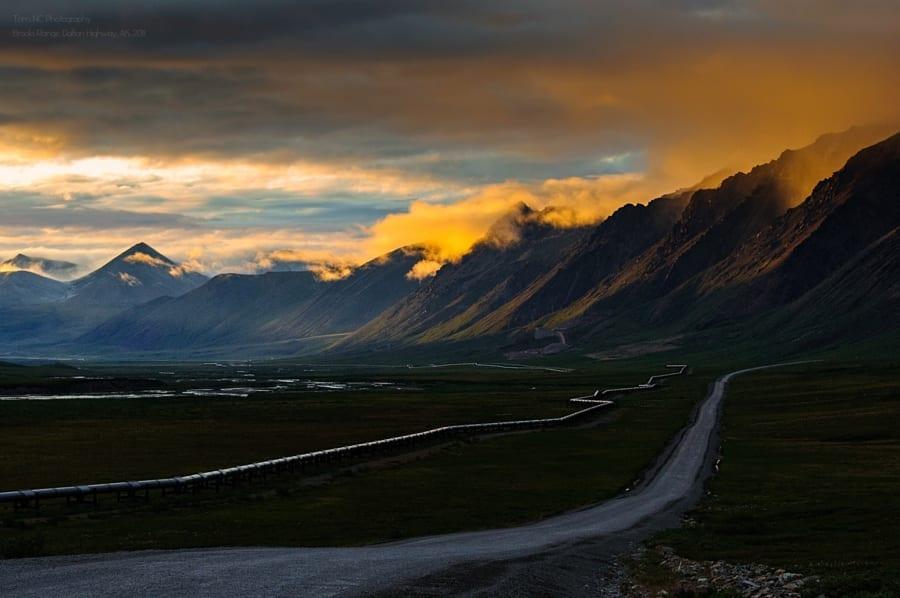 Brookes Range, Alaska