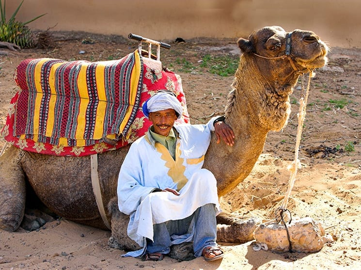 Marokkaanse nomaden