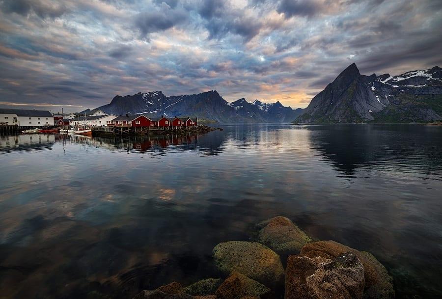 Hamnøy, Noorwegen