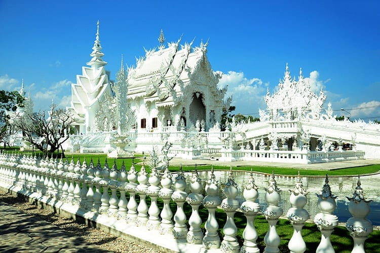 Chiang Rai ervaringen, tips en reisinformatie  Thailand