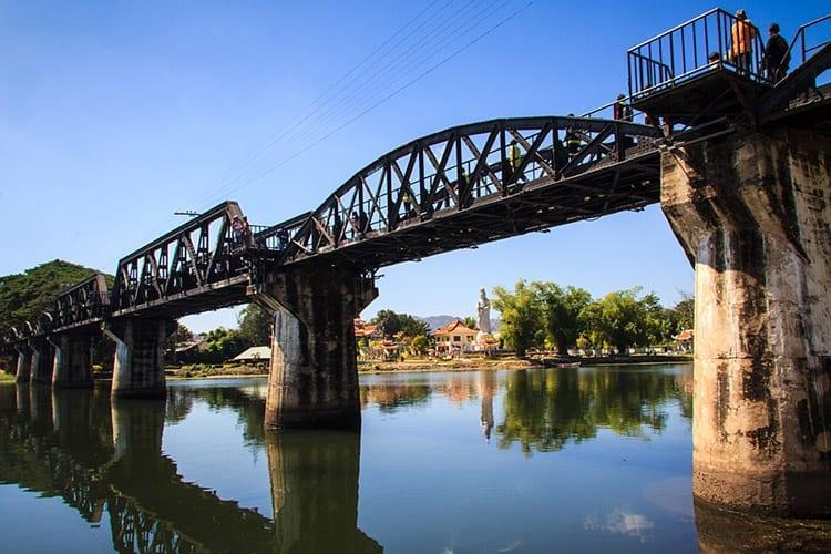 De brug over de River Kwai