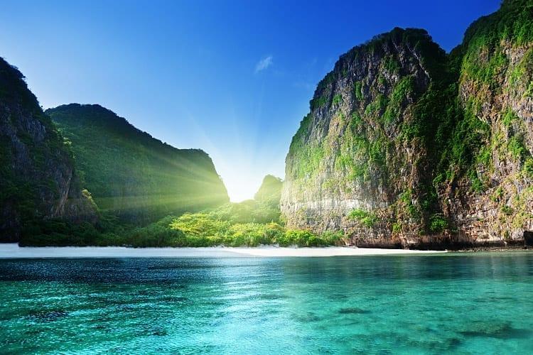 Maya Beach op Koh Phi Phi