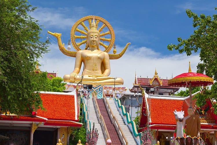 Big Buddha op Koh Samui