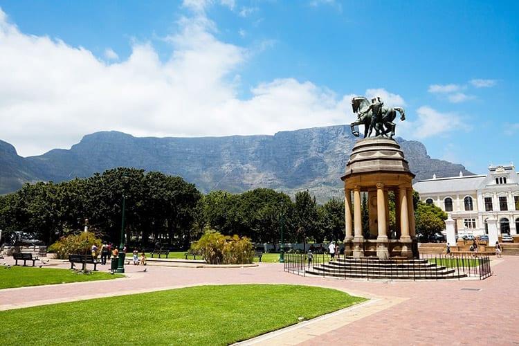Company's Gardens, Kaapstad