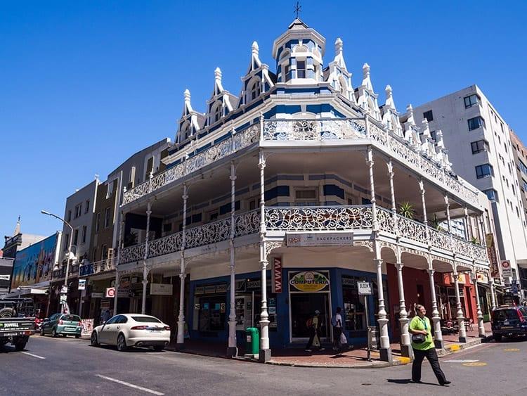 Longstreet, Kaapstad