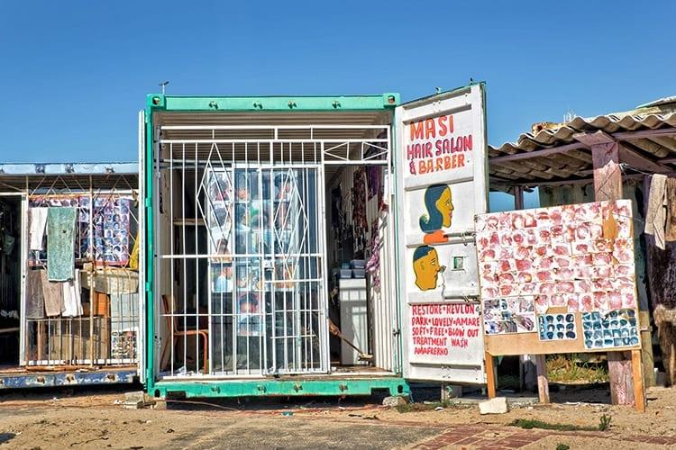 Township in Kaapstad