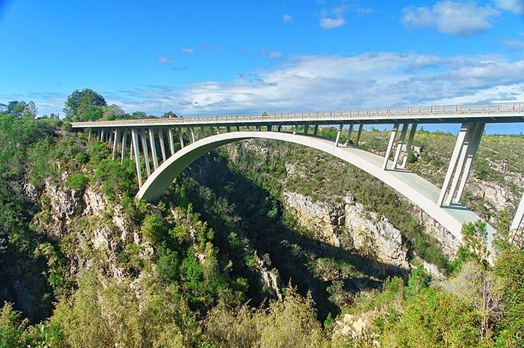 De Tsitsikamma brug