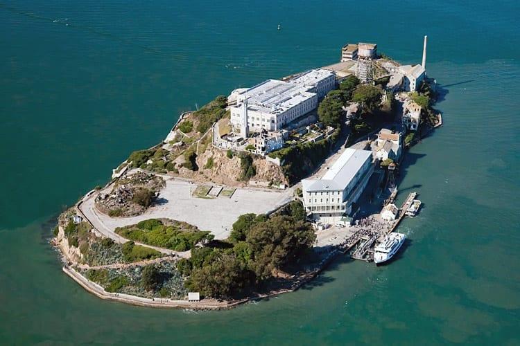 Alcatraz gevangenis