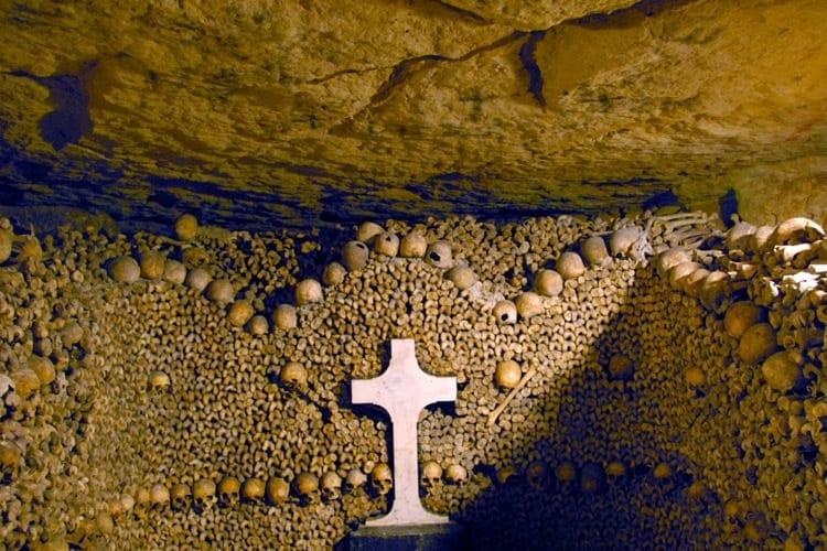 De Parijse Catacomben, Frankrijk
