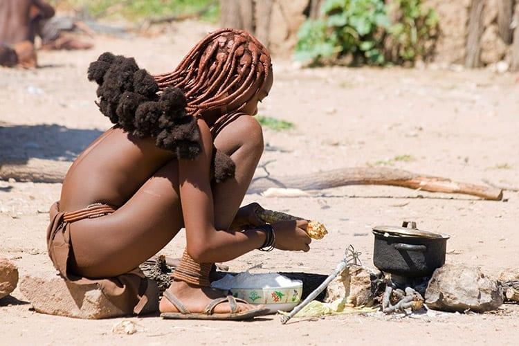 Himba-stam