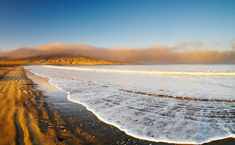 Agaat-strand